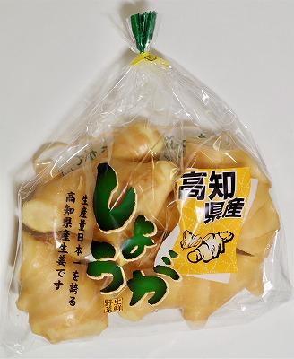 高知県産生姜 袋